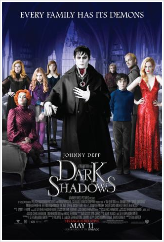 Dark Shadows - Umbre întunecate (2012)